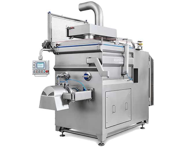 scansteel foodtech mixer/grinder programme