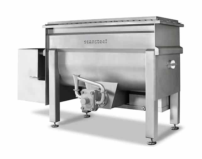 scansteel foodtech pump series